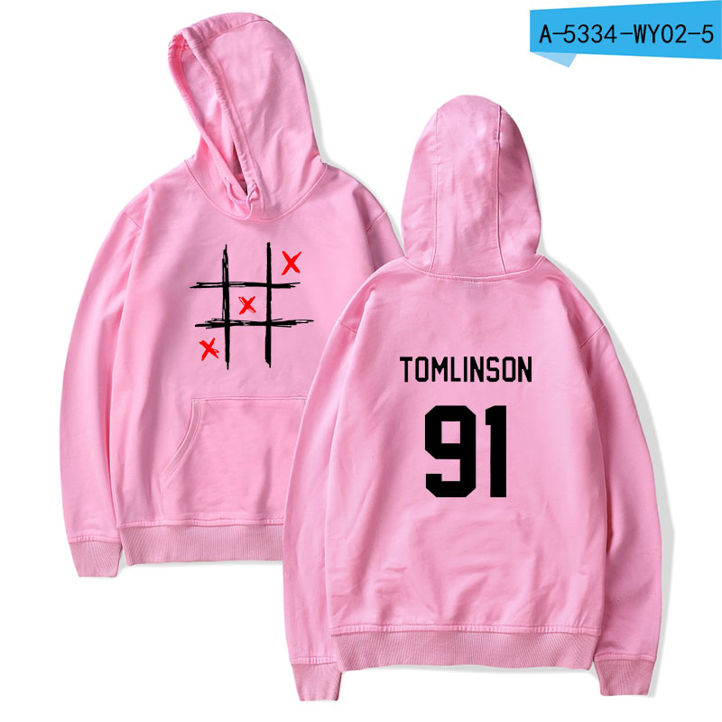One Direction Shirt LOUIS TOMLINSON Styles The Newest Tattoo Sweatshirt  1D