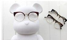 dressuup vintage brand designer cat eye glasses women frame glasses clear lens eyeglasses frame women oculos de grau feminino