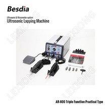 Тайвань besdia ультразвуковой и микромоторная система ультразвуковой притирочная машина AR-600 тройной Функция практические Тип