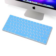 for Magic Keyboard Skin Cover XSKN Spanish Language Keyboard Protective Film for Apple Wireless Bluetooth Magic