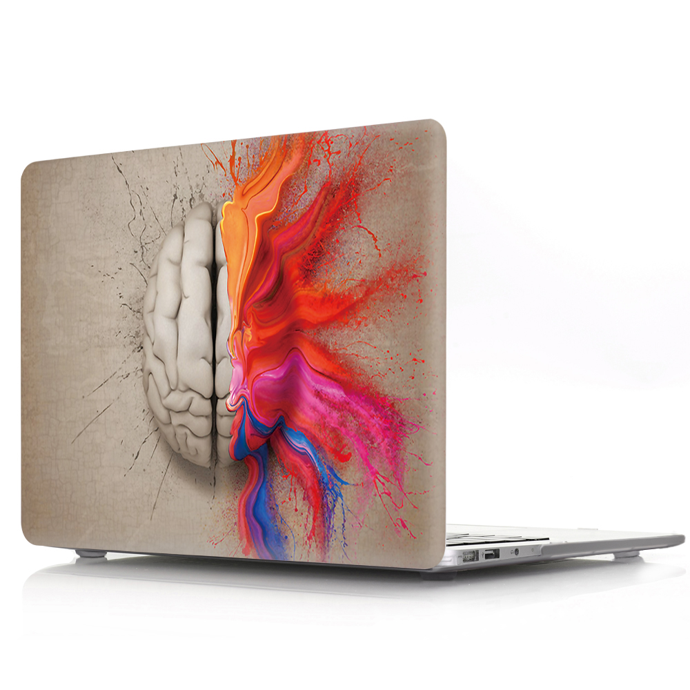 Brain Painting Case for MacBook 154