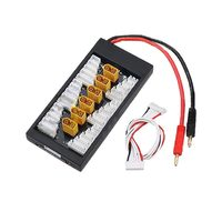 XT60 Plug Parallel Charging Board Para Board For IMAX B6 Charger