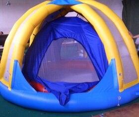 Надувные однопродажные надувные туристические палатки