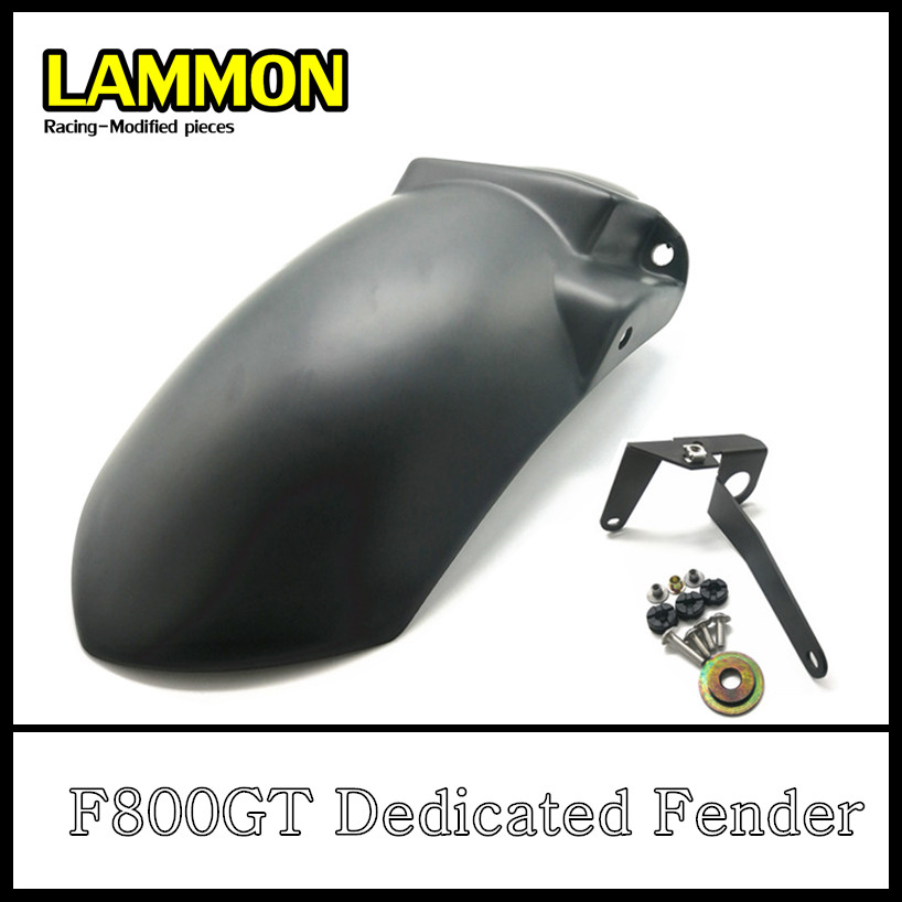 Motorcycle Accessories Extended Fender for BMW F800GT F 800 GT Rear fender