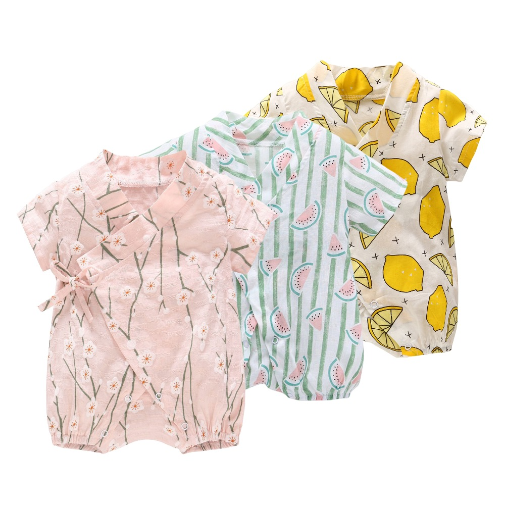 Aliexpress.com : Buy 2018 New Floral Japanese baby clothes ...