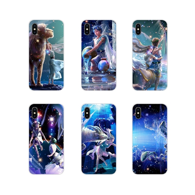 Accessories Phone Shell Covers chinese zodiac sign For Samsung Galaxy S3 S4 S5 Mini S6 S7 Edge S8 S9 S10 Lite Plus Note 4 5 8 9