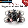 Happymodel Mobula7 HD 2-3 S 75mm Crazybee F4 Pro Whoop FPV Racing Drone PNP BNF w/ CADDX Schildpad V2 HD Camera