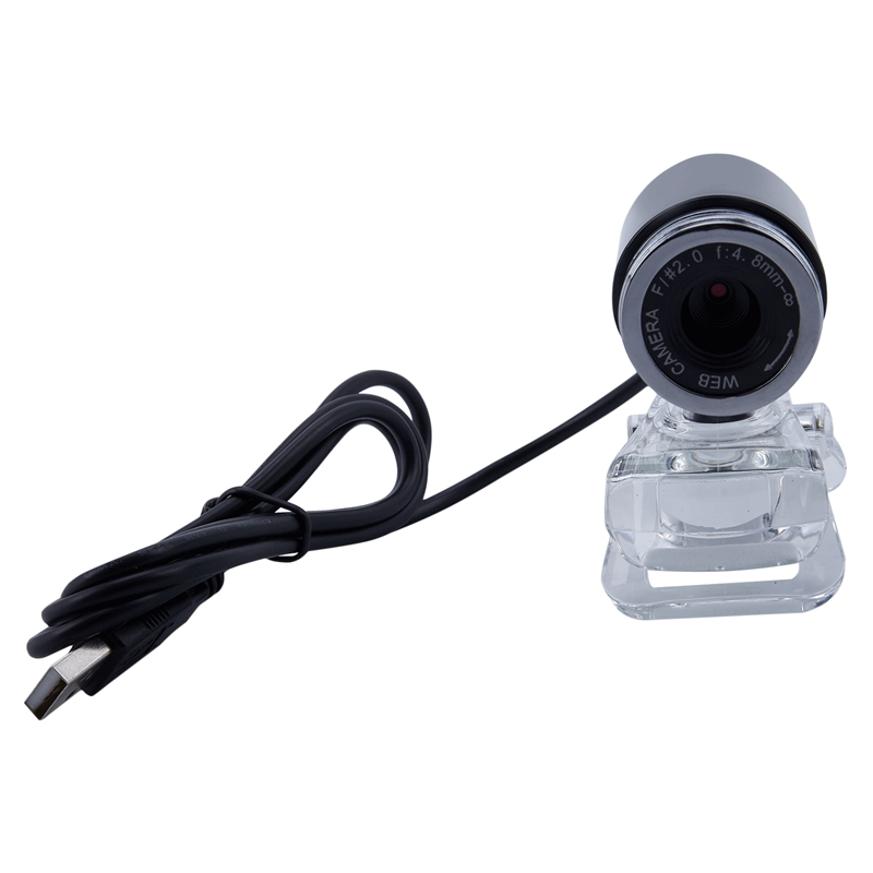 Web Camera,USB Webcam,Web Cam Desktop Camera With Built-in MIC For Video  And Recording On Skype/ FaceTime / YouTube / Hangout#8