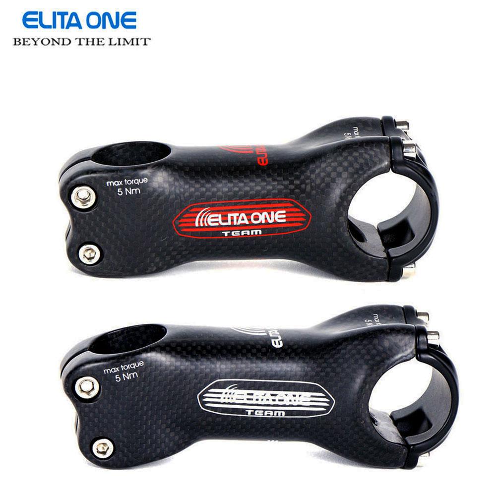 ELITA ONE mtb carbon stem 31.8 bicycle stem road bike parts full carbon handlebar stem for bike parts