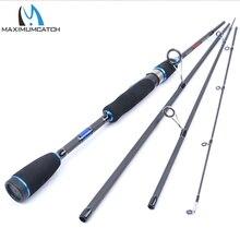 6.90FT O 7.80FT 4 UNIDS Atraer Peso 10-30g 15-40g Spinning Caña de pescar Para Atraer pesca