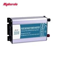 300W Input DC48V to AC220v Output Pure Sine Wave off Grid Tie Inverter converter solar power MKP300 482 USB Output 5V 500mA