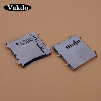 5PCS For Samsung Galaxy Tab 3 Lite 7.0 T110 T111 3G Tab 10.1 P5200 Micro SD TF Card Tray Reader Slot Holder Socket image