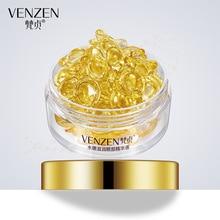 Vitamin E Eye Essence Capsules Anti-Wrinkle Remover Dark Circles Eye Essence Against Puffiness And Bags Eye Care 30Pcs/Bottle curel eye zone essence 20g
