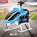 SYMA Offizielle S5 N 3CH Mini RC Hubschrauber Gyroskop Indoor Spielzeug für Kinder-in RC-Hubschrauber aus Spielzeug und Hobbys bei