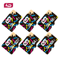 LD MicroSD Micro SD SDHC Class10 TF 32gb 64gb 16gb Memory Card Support Official Verification Card