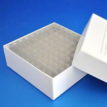 Box 81pcs 4.5ml Square Plastic Test Tubes vials container craft cuvette Lab Kit Tools