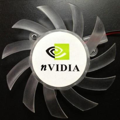 Nvidia 6cm 6010 fan diameter 5.5cm graphics card fan 32mm