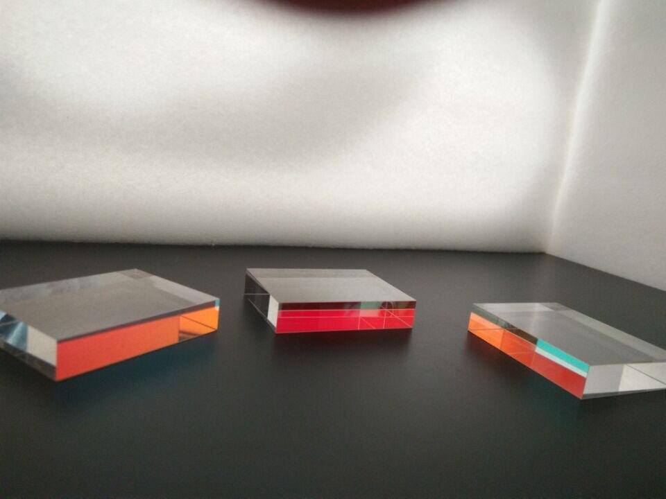 10*50mm IPL SHR E-light Handle Spare Parts IPL Sapphire Crystal