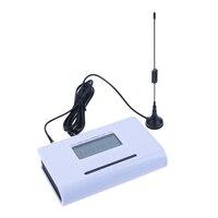 ALLOYSEED 900/1800 MHz Telefoon GSM Dialer LED Display Vaste Draadloze Terminal FCT PBX PABX GSM Desktop Telefoon Met Alarmsysteem