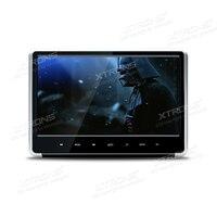 11.6 Car Headrest DVD Player Monitor 1920*1080 HDMI HD Screen Game Portable PC Audio Touch Button USB SD IR FM CD Pillow Media
