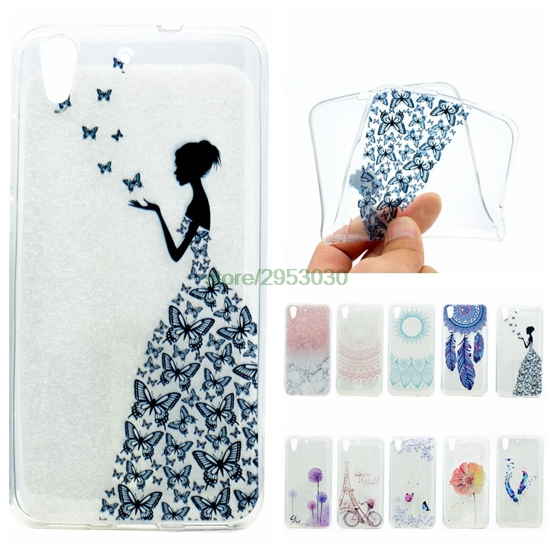 Soft Slim TPU Silicone Phone Cases for Huawei Y6 II Y6ii / Y 6 II CAM L32 L21 L23 L03 CAM-L32 CAM-L21 CAM-L23Honor 5A Back Cover