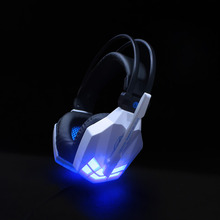 Gaming Headphone casque Soyto No.850 Best Computer Stereo Deep Bass Game Earphone Headset with Mic LED Light/No led for PC Gamer