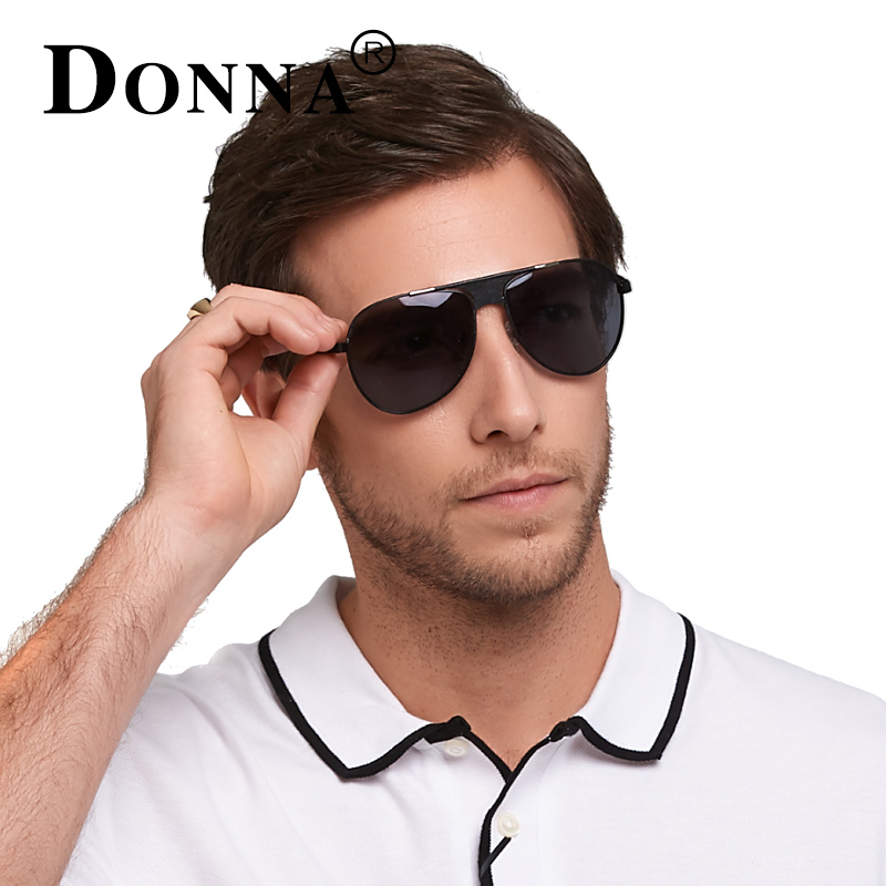 DONNA font b Polarized b font Sunglasses Men Driver Mirror Male Fishing Outdoor Sports font b