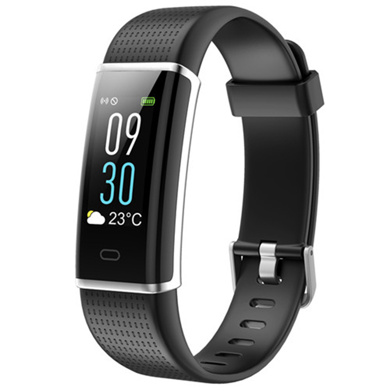 Original ID130C Plus Heart Rate Monitor App Gps Sport Tracking Color Screen Smart Wristband Heart Rate Fitness Watch PK Mi Band3