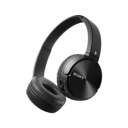 63f50eed901 SONY MDR-ZX330BT Bluetooth wireless Stereo Headset, Black with mic NFC
