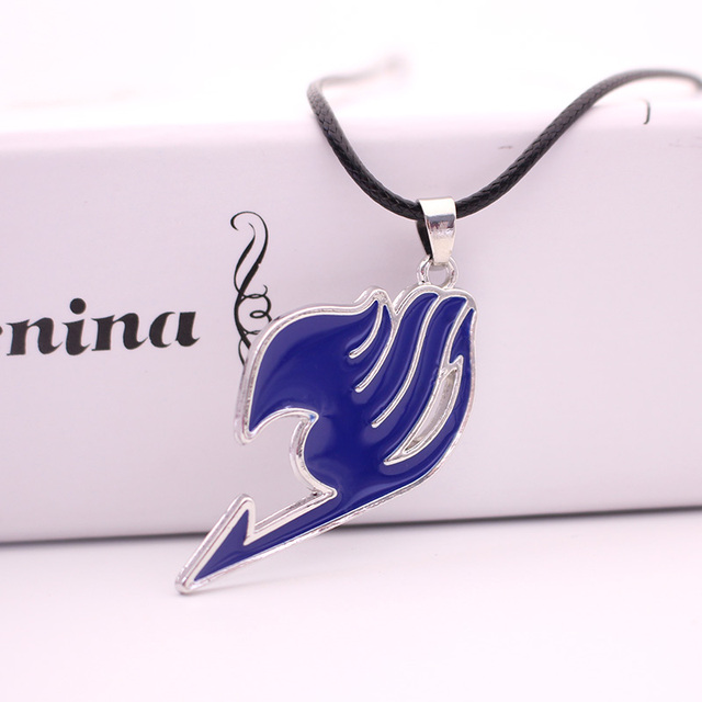 Fairy Tail Pendants & Necklaces