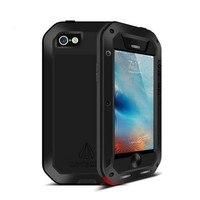 Für Apple iPhone 8 7 6 6 s Plus Aluminium Doom Fall Stoßfest Wasserdicht Metall Rüstung Abdeckung für iPhone X XS Leistungsstarke Capa