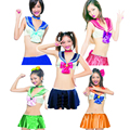 20th Anniversity Sailor moon Crystal Cosplay Costume Harajuku Bra Set Bikinis Swimsuit New Free Shipping