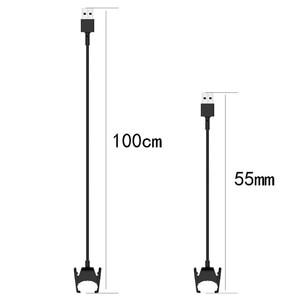 Image 5 - Austauschbare USB Ladegerät Für Fitbit Charge3 Smart Armband USB Ladekabel für Fitbit Gebühr 3 Armband Dock Adapter