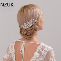 Kristall Perlen Pageant Kopfschmuck Blumen Braut Haar Strass Prom Kopfschmuck Brautjungfer Mädchen Hochzeit Haarschmuck HP23