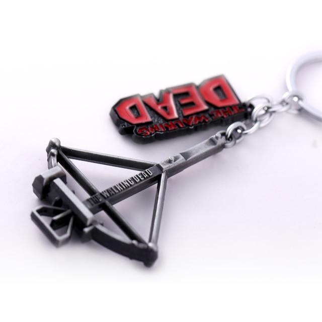 The Walking Dead Daryl Crossbow Key Ring