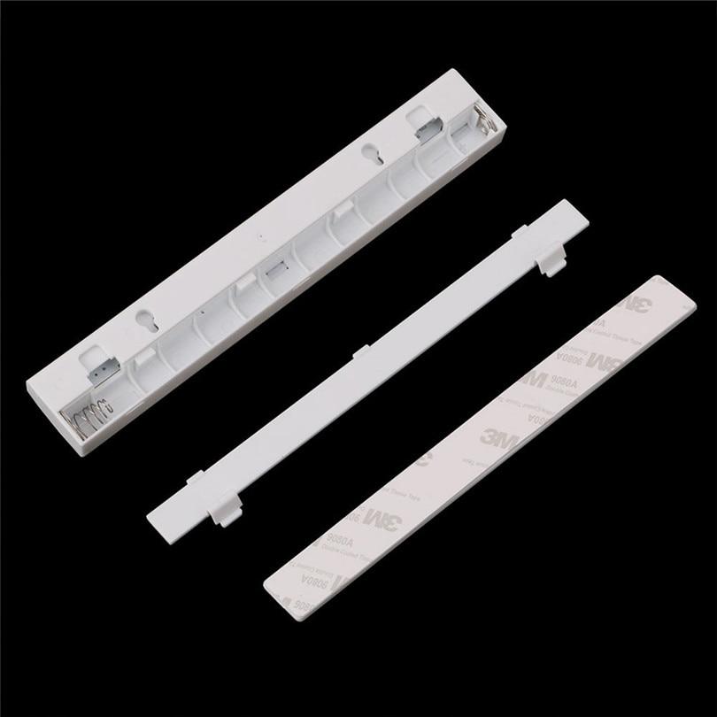 1pc LED Cabinet Closet Light PIR Motion Sensor Lamp Led Bulbs White Bright Under Cabinet Lights High Quality new #3J01 (7)