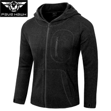 Brand Men Cardigan wool Sweater softshell women ski women jacket Outdoor Blouse cashmere Military Tactical Fishing trekking