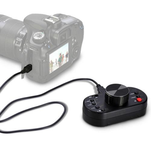 UFC-1S USB Remote Follow Focus aperture Control for Canon 5d2 5d3 70d 7d2 60d 600d DJI Ronin M ufc 2 ps4