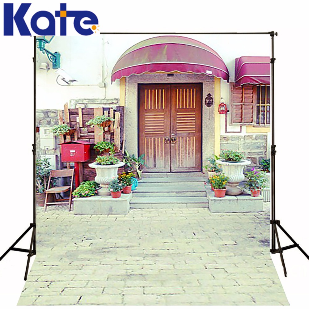 New Arrival Background Fundo Front Buckles Shed 300Cm*200Cm(About 10Ft*6.5Ft) Width Backgrounds Lk 2352 nicefoto 110cm round shed 110cm cotans lambed shed softbox flock printing background cloth