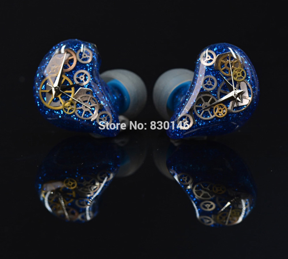 2016 In Ear UE Earphone 1DD + 2BA Hybrid Drive Unit Bass Customer Made DIY HIFI Around Ear DJ Stage Customized W/ MMCX Interface 2017 rose 3d 7 in ear earphone dd with ba hybrid drive unit hifi monitor dj 3d printing customized earphone with mmcx interface