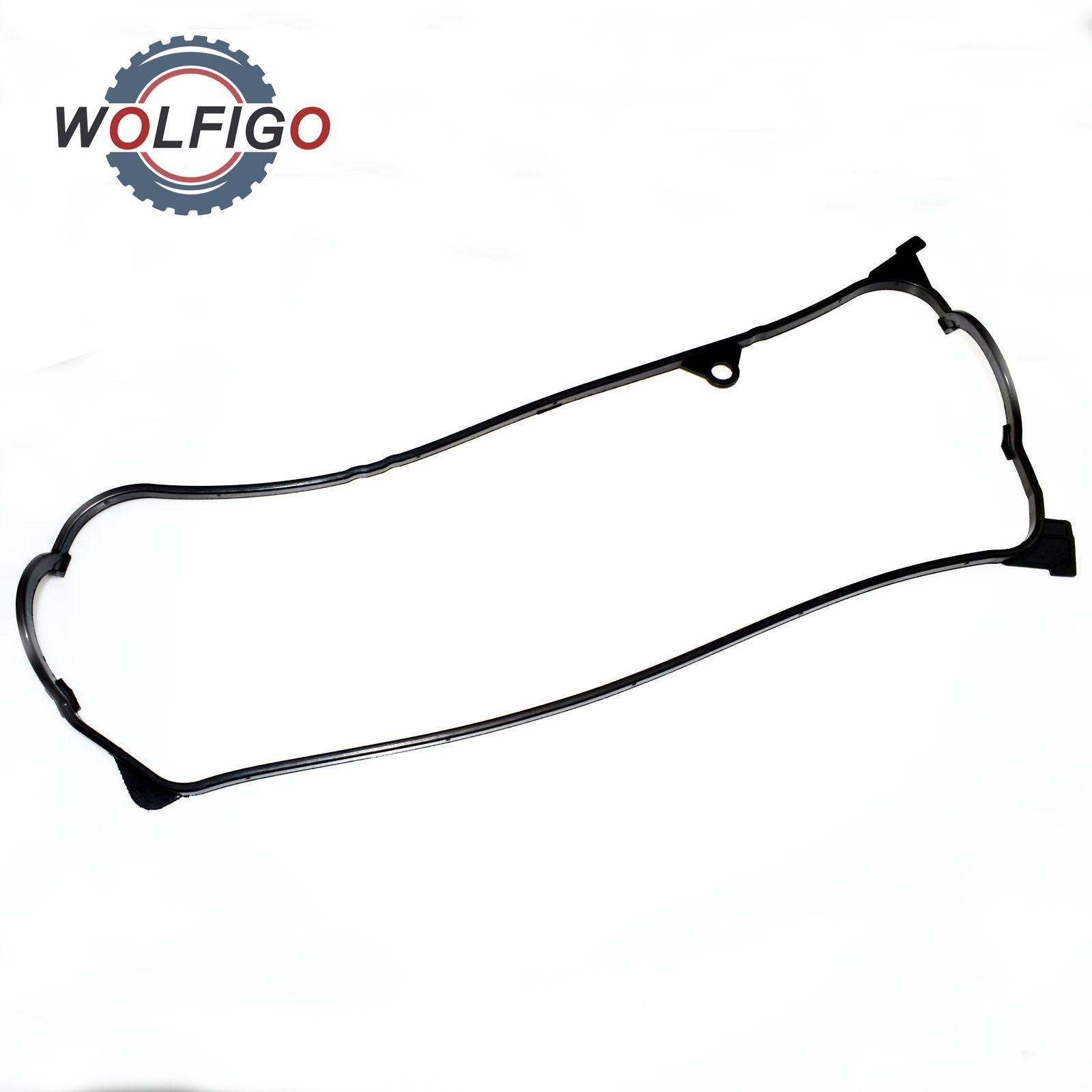 Aliexpress Buy Wolfigo New Engine Valve Cover Gasket For Honda Civic 1 7l 4cyl Sohc