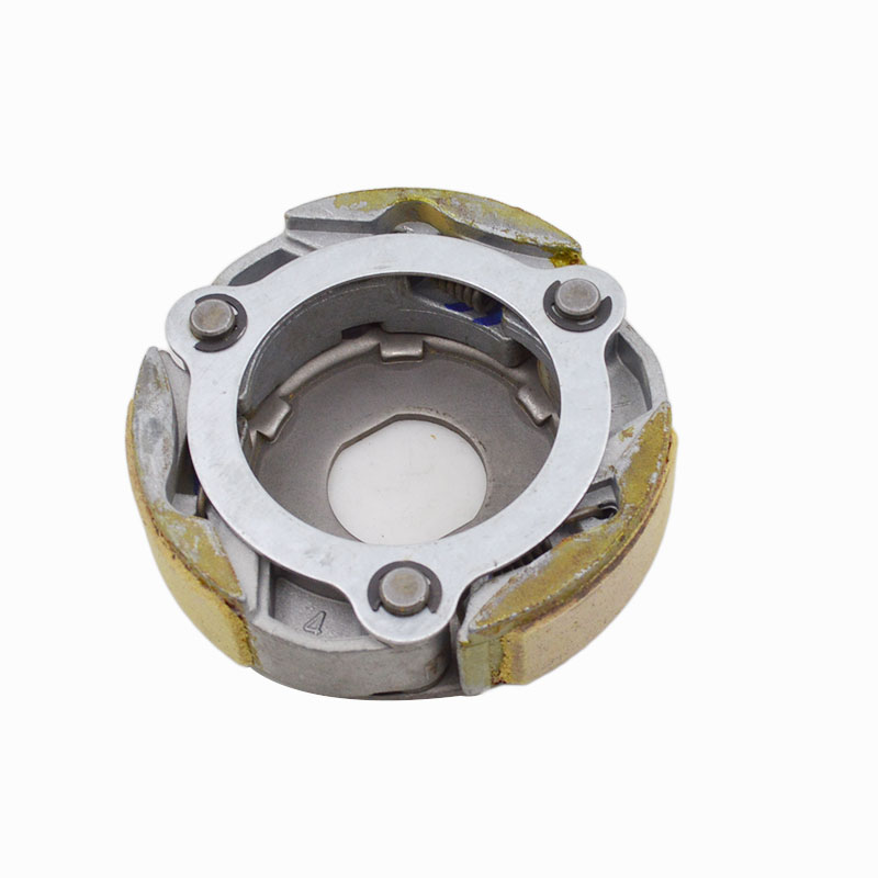 Motorcycle Driven Wheel Clutch Block Centrifugal Shoes for Yamaha ZY125 ZY 125cc Spare Parts
