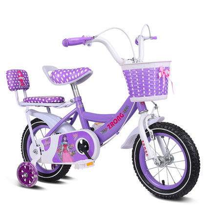 Tb07 Children Bicycle Girl 2 5 6 7 8 9 10 Years Old Baby 3 Children