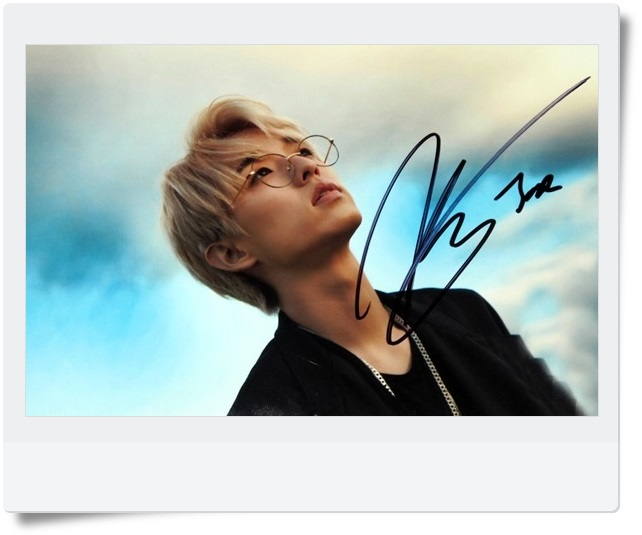signed DAY6 Jae Park  autographed  original photo 6 inches freeshipping 062017 snsd tiffany autographed signed original photo 4 6 inches collection new korean freeshipping 012017 01