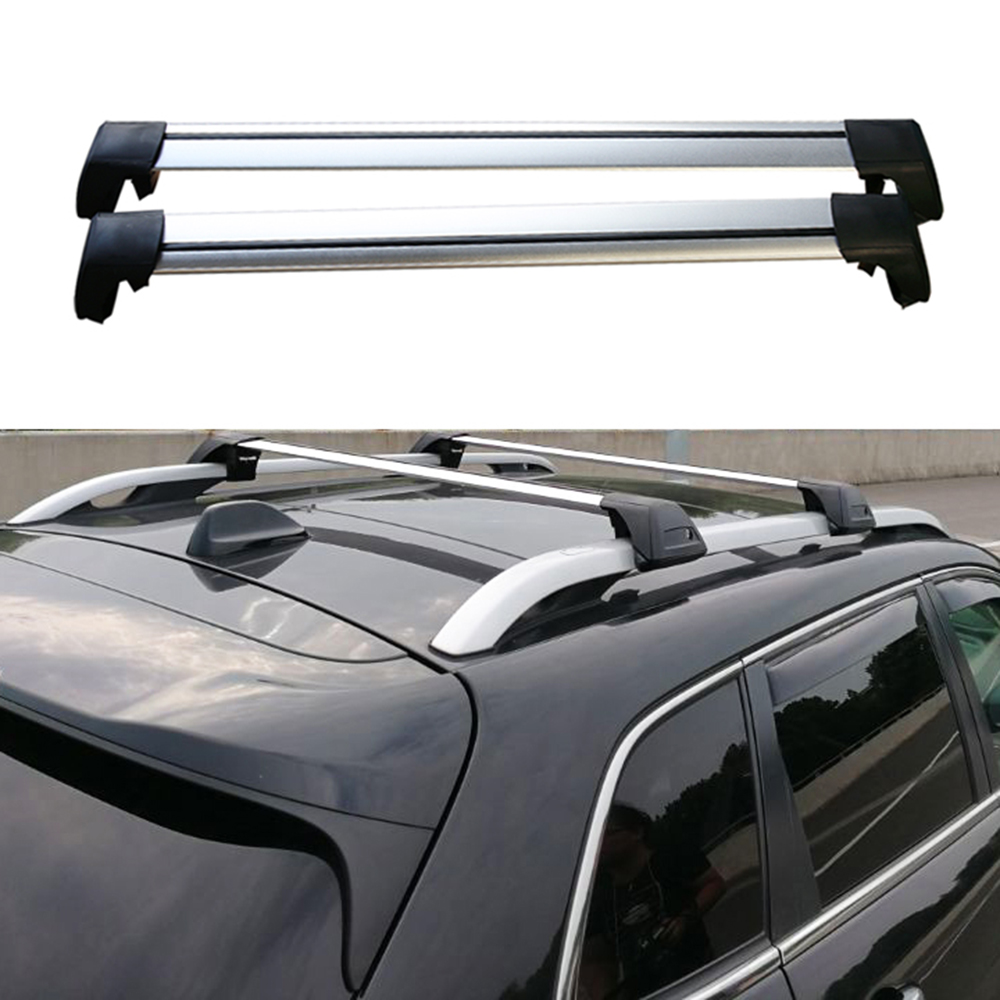 car new strap roof rack rail cross bars luggage carrier for jeep cherokee 2013 2014 2015 2016. Black Bedroom Furniture Sets. Home Design Ideas