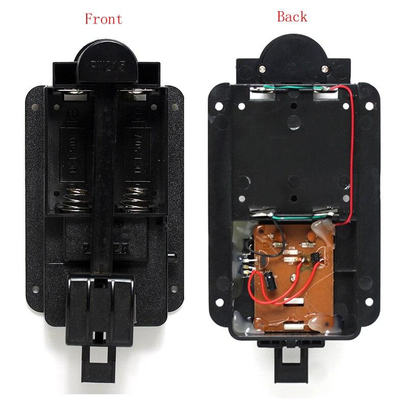 Clock Accessory Power Pendulum drive units support Pendulum weight within 1500g Range adjustable Plastic Wiggler