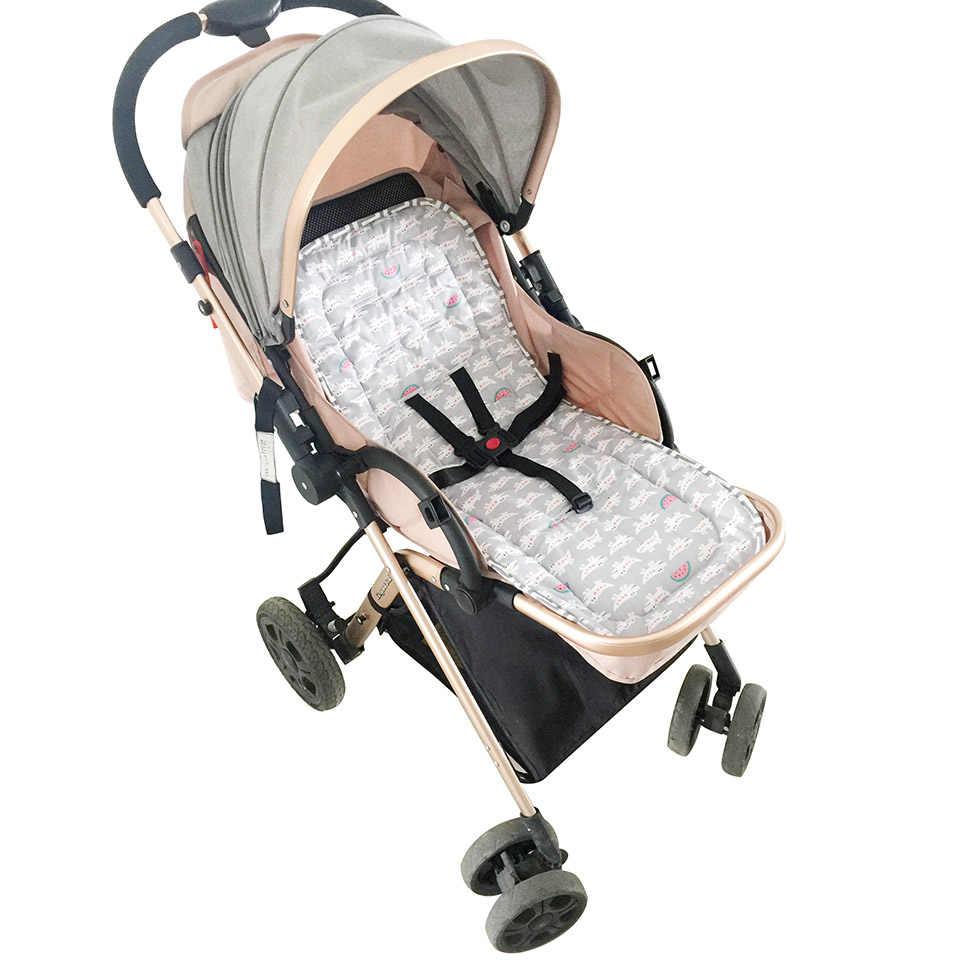 Детская Пеленка-подкладка, детская коляска, дополнительный коврик, коляска-коляска, автомобильная общая подушка, высокий автомобиль, Детские переноски, сиденье для толстого коврика