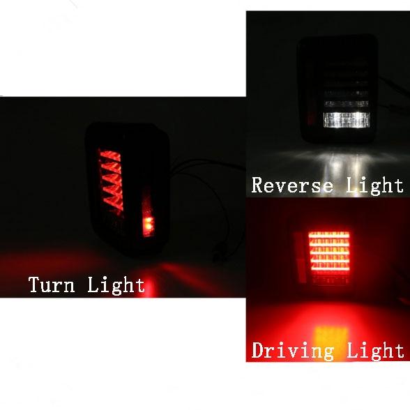 Stražnje svjetlo stražnjeg svjetla kočionog svjetla 6 '' x 8 '' - Svjetla automobila - Foto 6