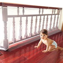 Kids Safety Net, Balcony and Stairway Safety Net for Baby Child Kids Indoor & Outdoor- Child  Pet  Toy