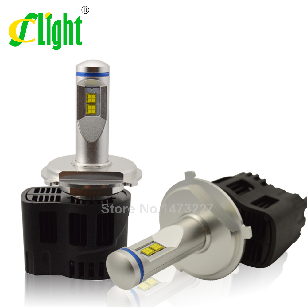 CNSUNNYLIGHT 10400LM Car LED Headlight Kit H4 H7 H9 H11 9004 HB1 9005 HB3 9006 HB4
